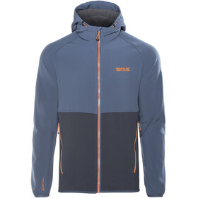 Regatta Arec II Jacket Men Navy/Dark Denim/Seal Grey